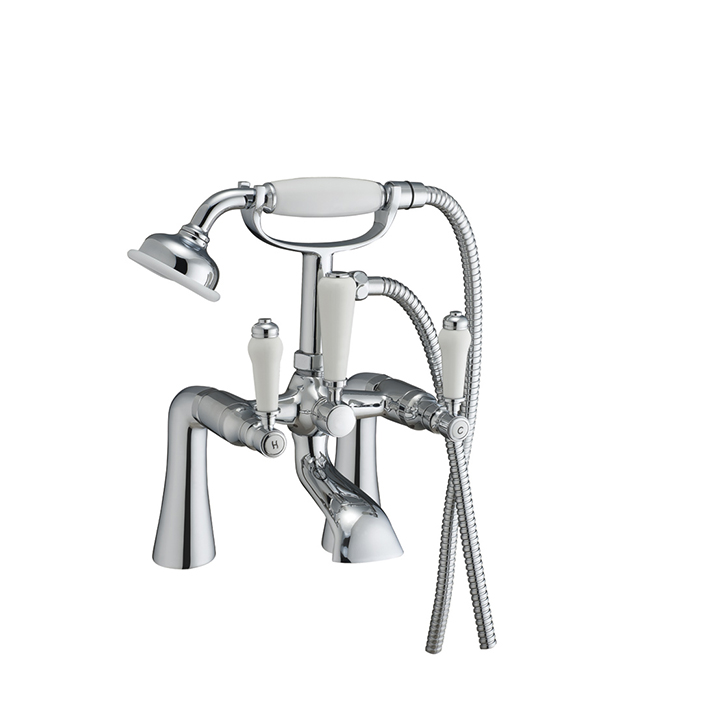 Bath shower mixer - Adare
