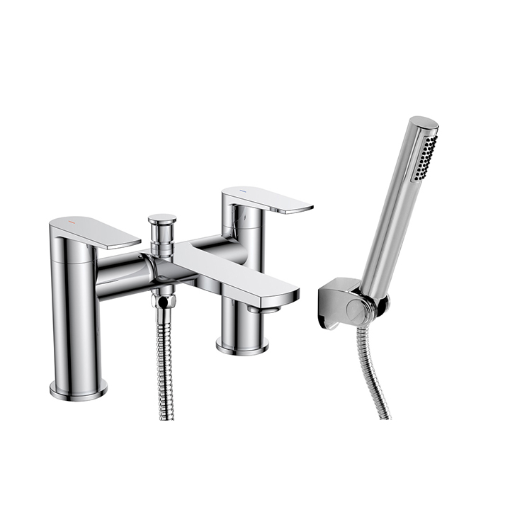 Bath shower mixer - Glide