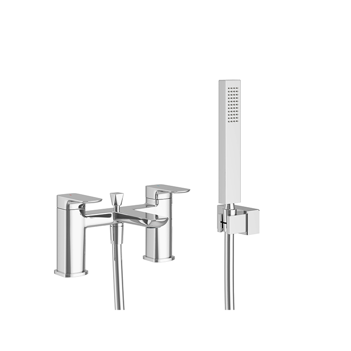 Bath shower mixer - Pure