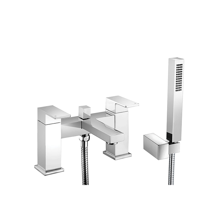 Bath shower mixer - Quadro
