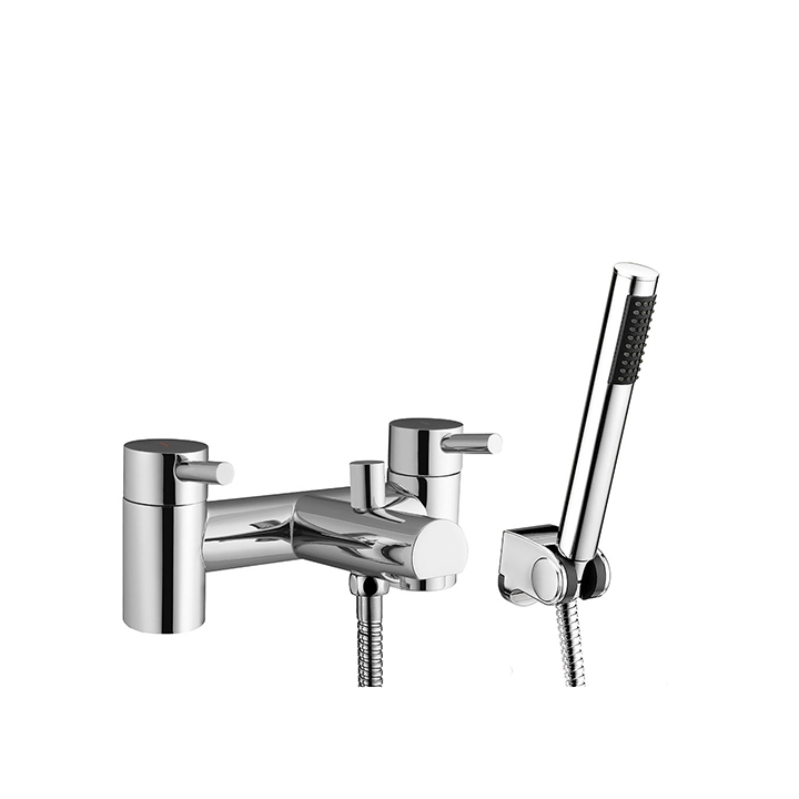 Bath shower mixer - Titan