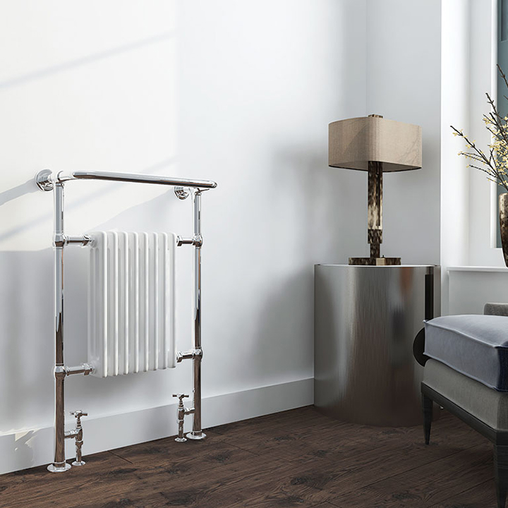 Traditional bathroom radiator - Westminster
