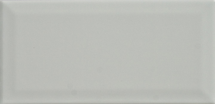 Biselado Blanco 7.5x15 / 10x20. White Metro / Subway style bevelled ceramic wall tile.