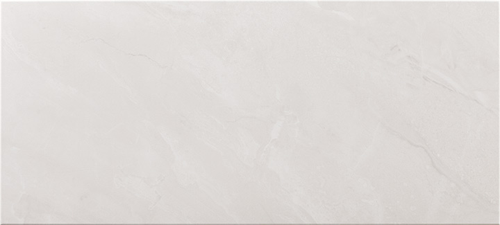 Ersa White 36x80. Large format marble look wall tile.