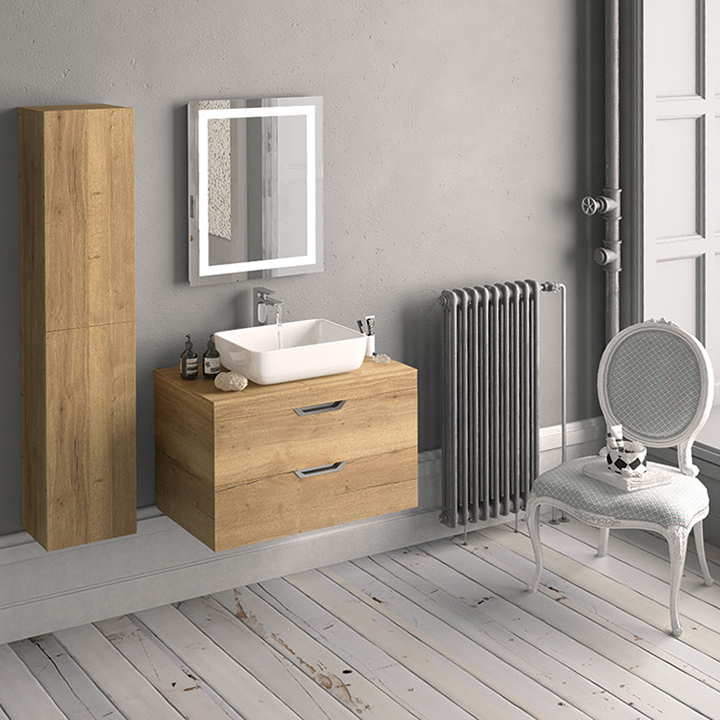 Bathroom furniture collection Madison with freestanding Basin