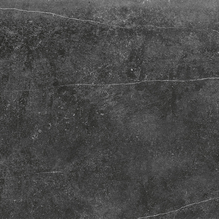 Kainos Shadow 90x90. Large format natural stone look porcelain tile.