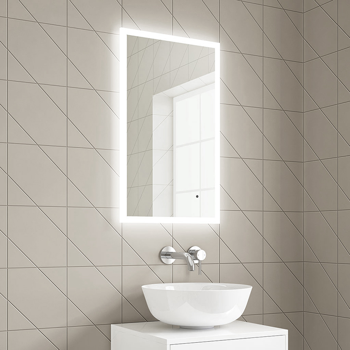 Bathroom LED mirror - Darcy 450 and 600mm