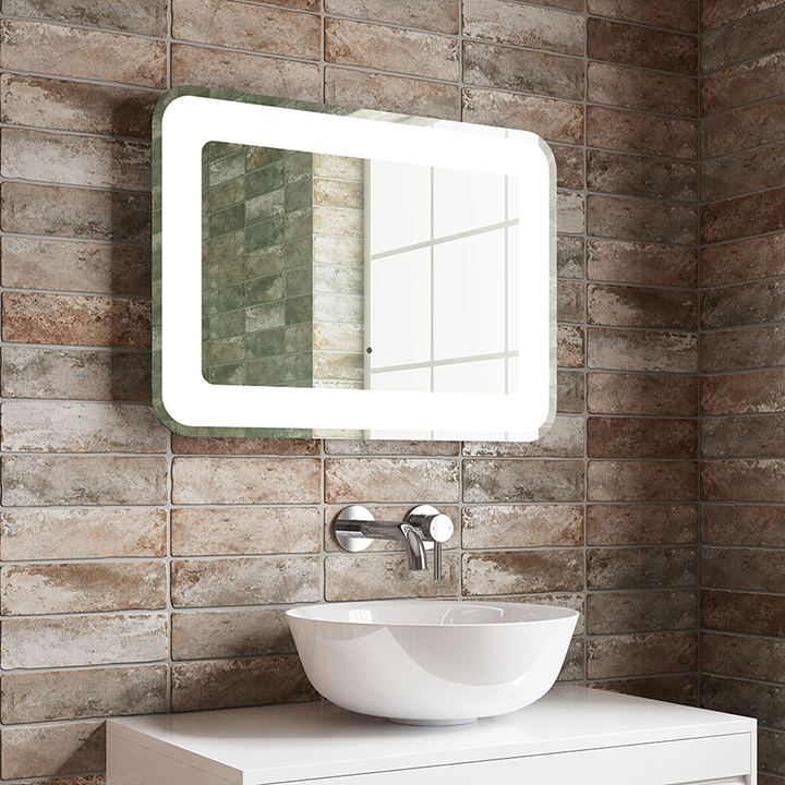 Bathroom LED mirror - Mona 700mm
