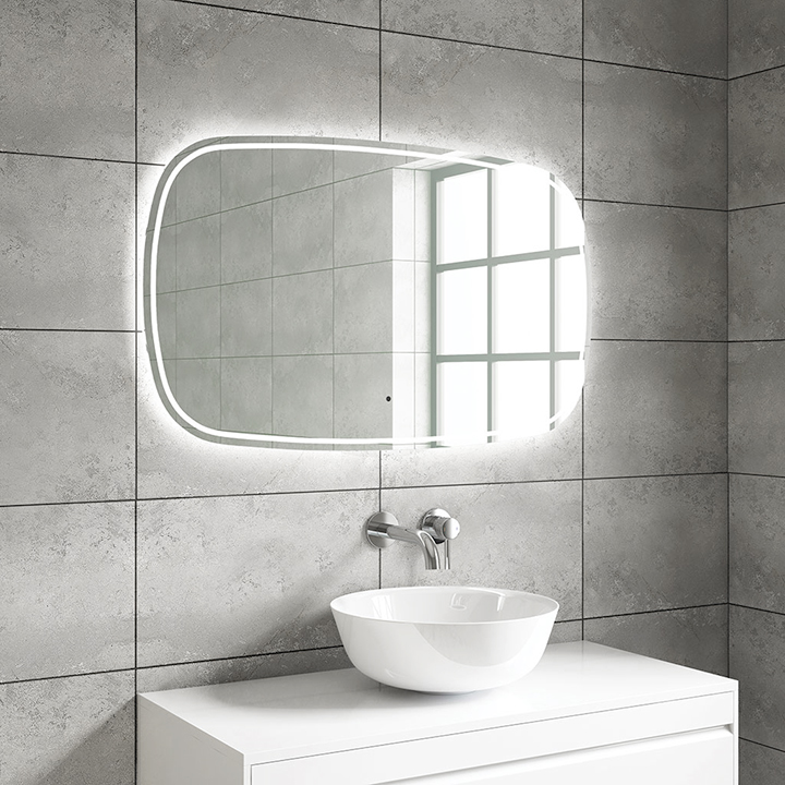Bathroom LED mirror - Oren 1000mm