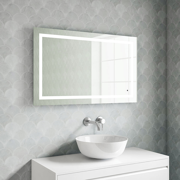 Bathroom LED mirror - Zara 1000mm