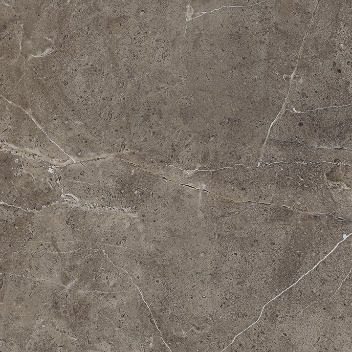 Mulina 80x80. Luxury large format marble look polished porcelain wall and floor tile. Design 1.