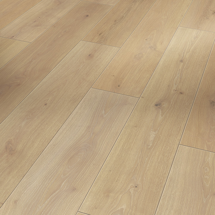 Parador. Classic 1050 Studioline Mix Light Natural Oak 1285x194x8mm. Laminate flooring.