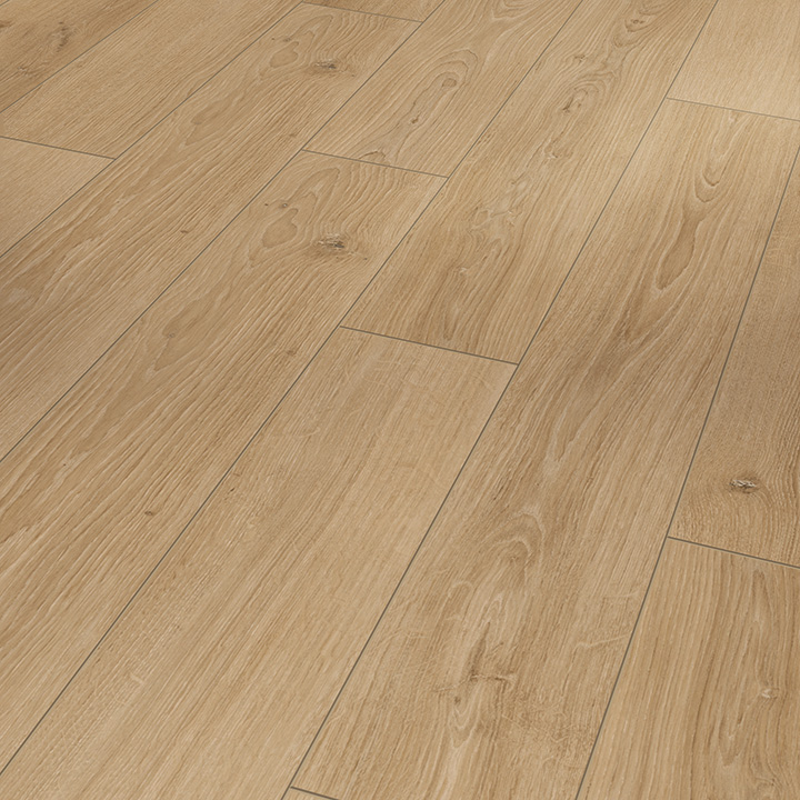 Parador. Classic 1050 Studioline Natural Oak 1285x194x8mm. Laminate flooring.