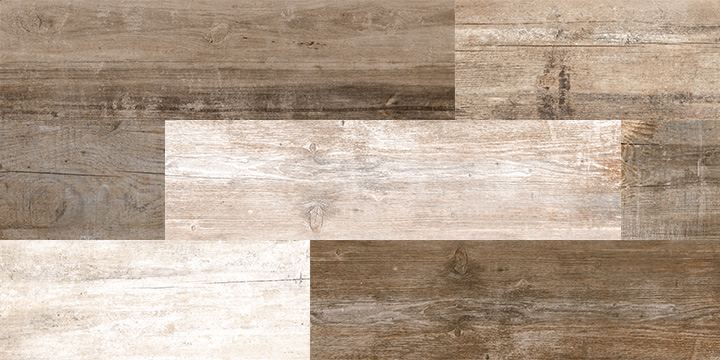 Retro Nature 22x84. Old wood effect porcelain wall and floor tile with anti-slip rating R10 A.