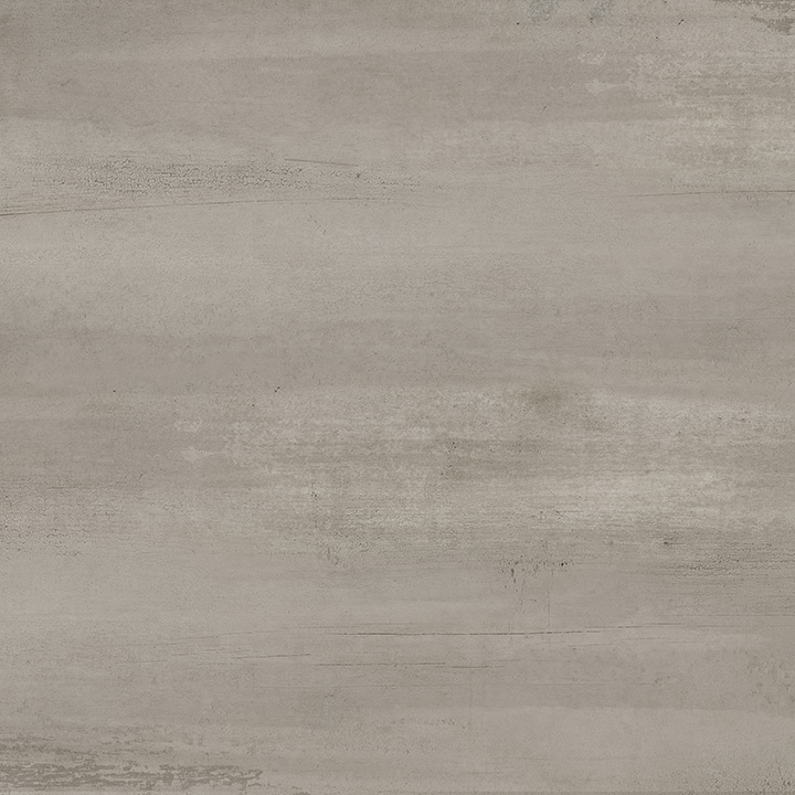 Sospiro Smoke 59x59. Monocolour cement look large format floor tile.