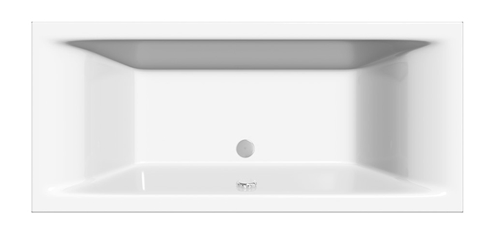 Standard bath - Trim Double Ended