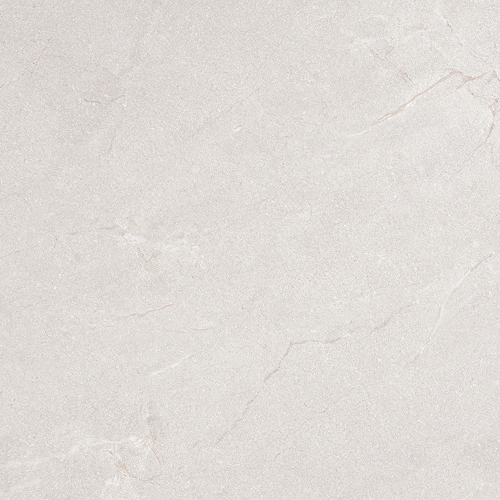 Terra Blanco Lappato 60x60. Natural stone semi-polished porcelain tile suitable for walls and floors.