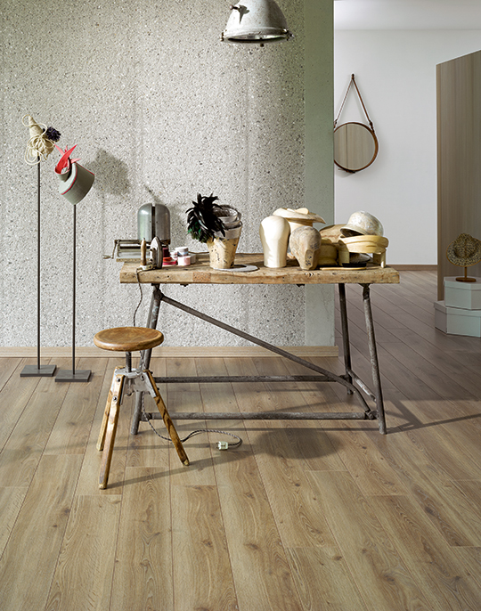 Parador Classic 1050. Laminate flooring. View collection.